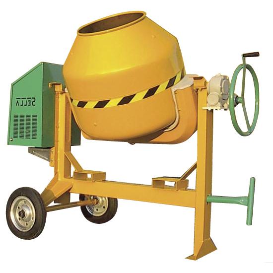 Reteta betonului produs cu ajutorul betonierelor de mici dimensiuni